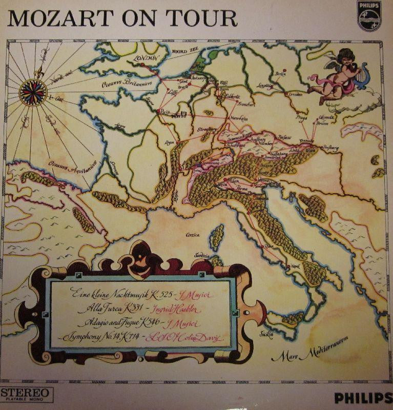 Mozart-On Tour-Philips-Vinyl LP