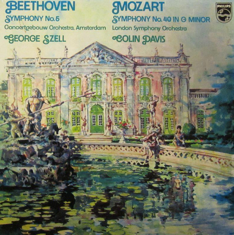 Beethoven-Symphony No.5-Philips-Vinyl LP Gatefold