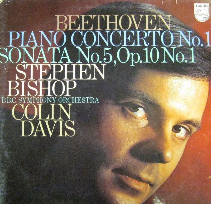 Beethoven-Piano Concerto No.1-Philips-Vinyl LP