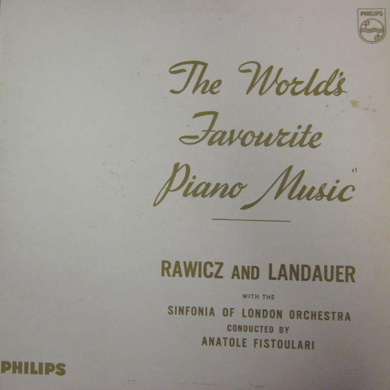 Rawicz & Landauer-The World's Favourite Piano Music-Philips-Vinyl LP