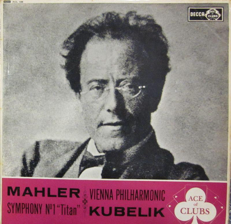Mahler-Symphony No. 1-Ace Of Clubs-Vinyl LP