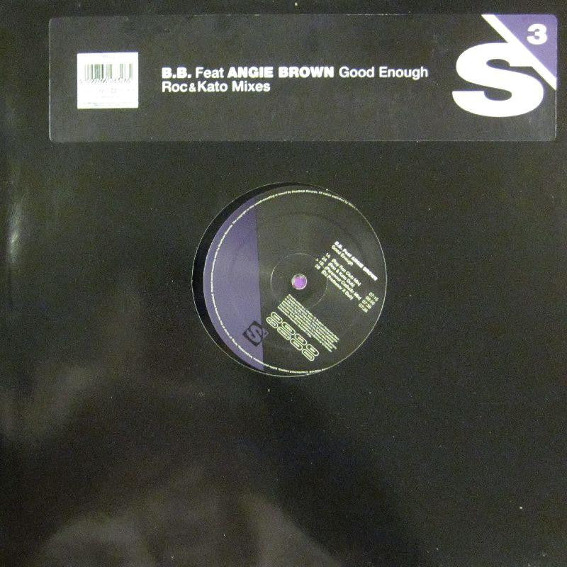 "B.B.-Good Enough-S3-12"" Vinyl"