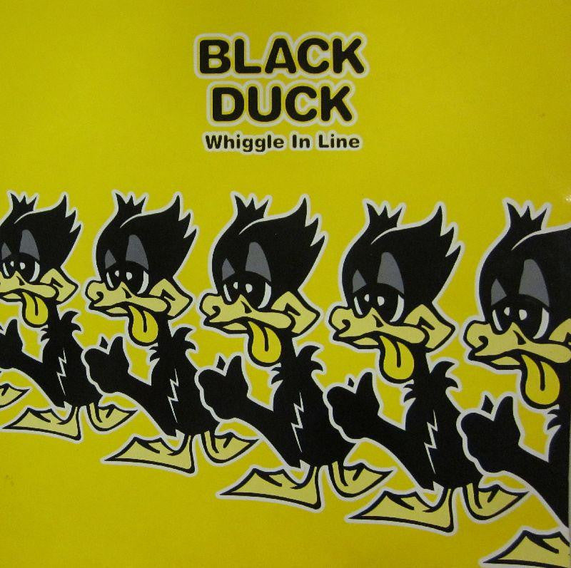 "Black Duck-Whiggle In Line-Flying South-12"" Vinyl"