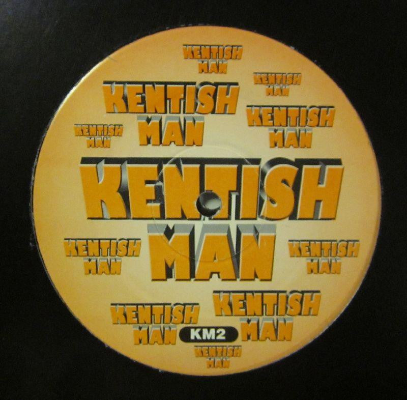 "Kentish Man-Untitled-Not On Label (Kentish Man)-12"" Vinyl"