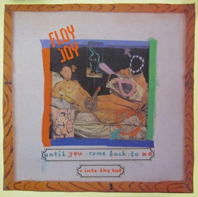 "Floy Joy-Until You Come Back To Me-Virgin-12"" Vinyl"