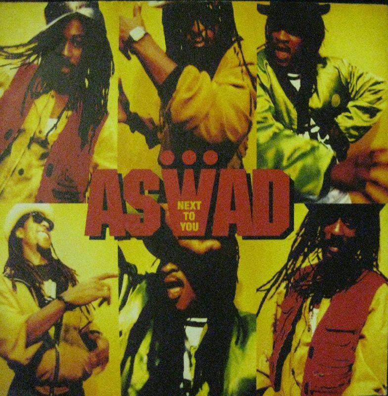 "Aswad-Next To You-Mango-12"" Vinyl"