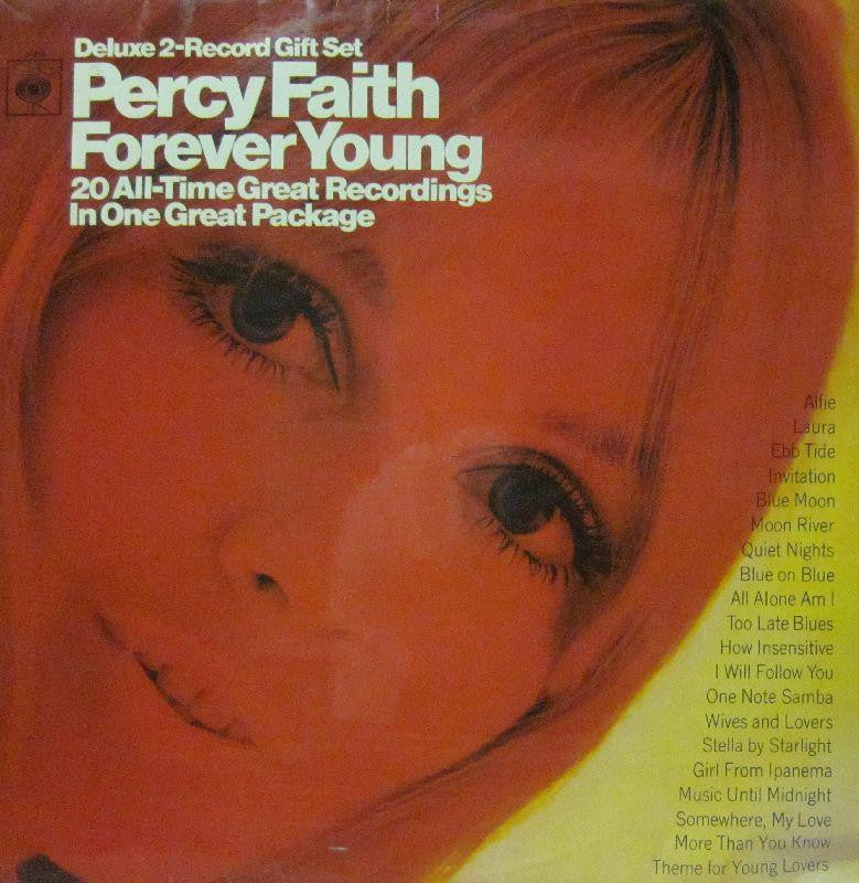 "Percy Faith-Forever Young-CBS-2x12"" Vinyl LP Gatefold"
