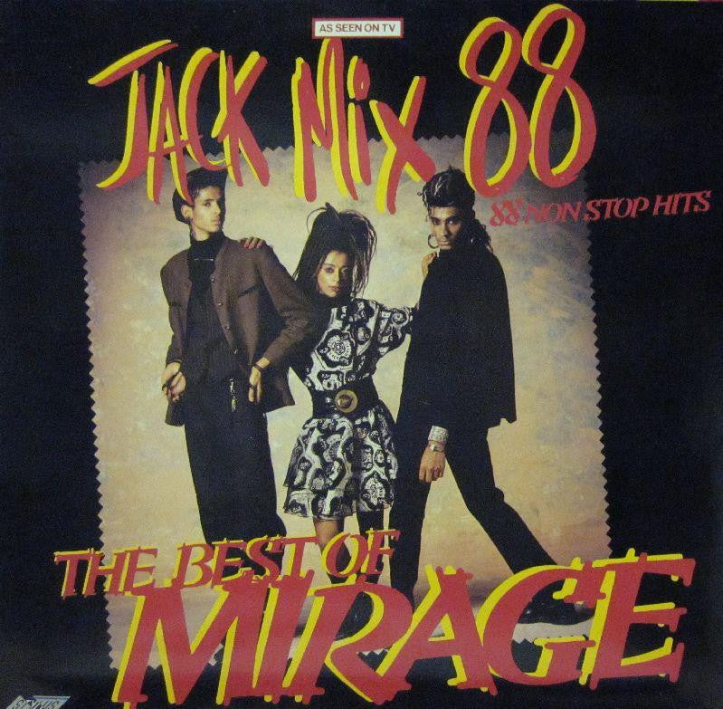 Jack Mix 88-The Best Of Mirage-Stylus-Vinyl LP
