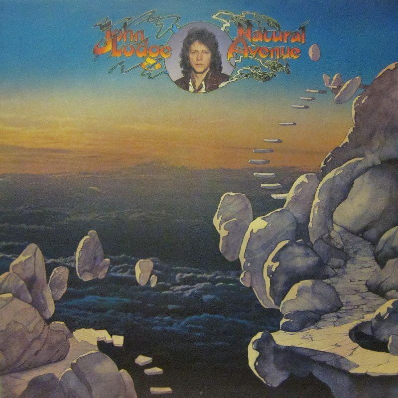 John Lodge-Natural Avenue-Decca-Vinyl LP Gatefold
