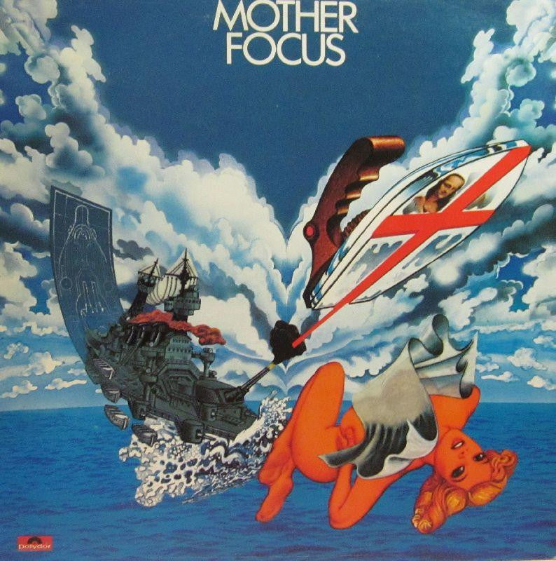 Focus-Mother-Polydor-Vinyl LP