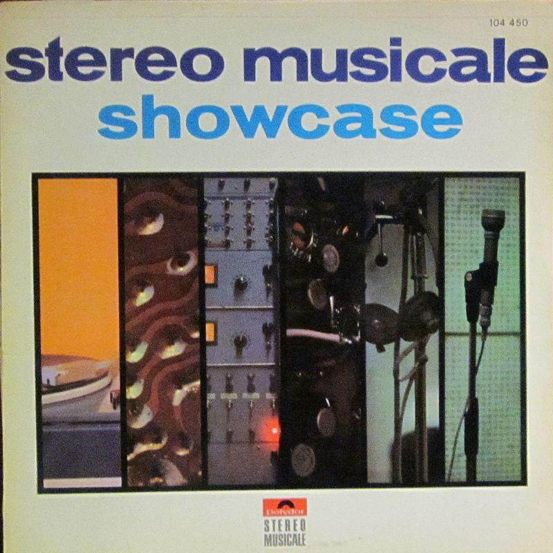Stereo Muiscale-Showcase-Polydor-Vinyl LP