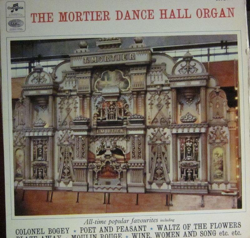 The Mortier Dance Hall Organ-All-Time Popular Favourites-Columbia-Vinyl LP