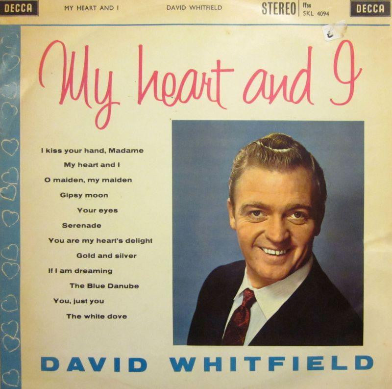 David Whitfield-My Heart And I-Decca-Vinyl LP