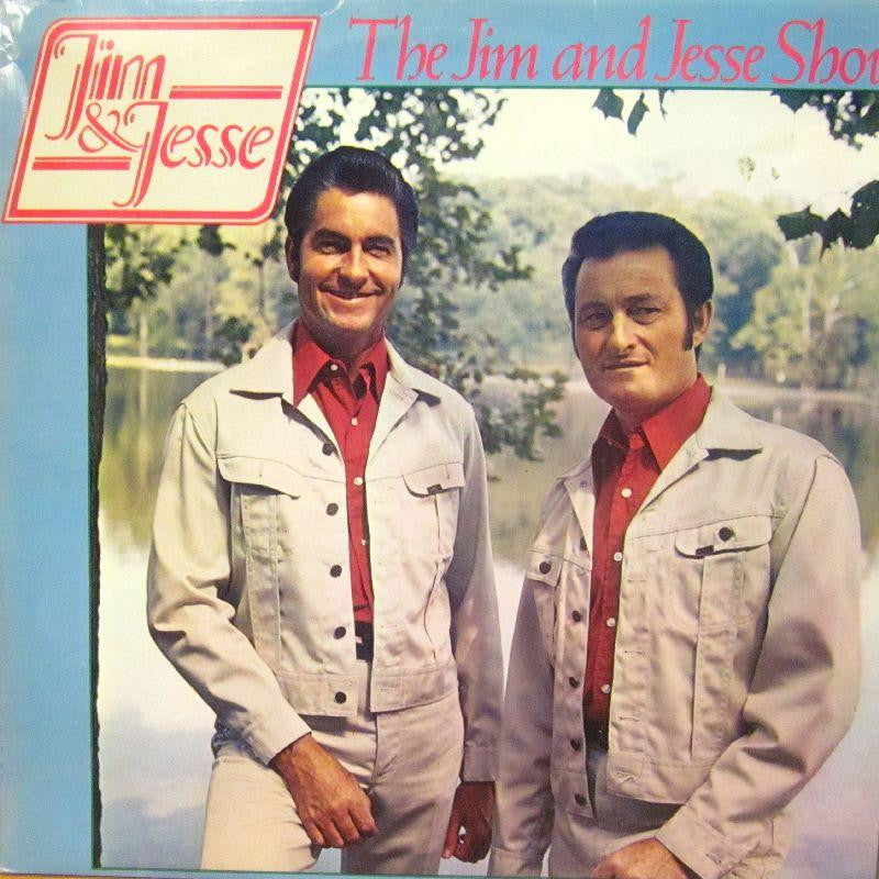 Jim & Jesse-The Show-DJM-Vinyl LP