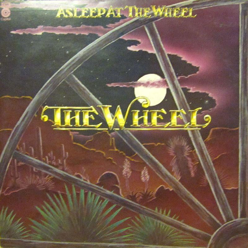 The Wheel-Asleep At The Wheel-Capitol-Vinyl LP