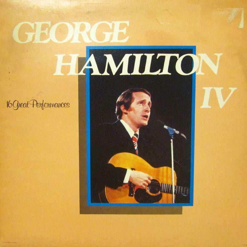 George Hamilton-16 Great Performances-abc-Vinyl LP
