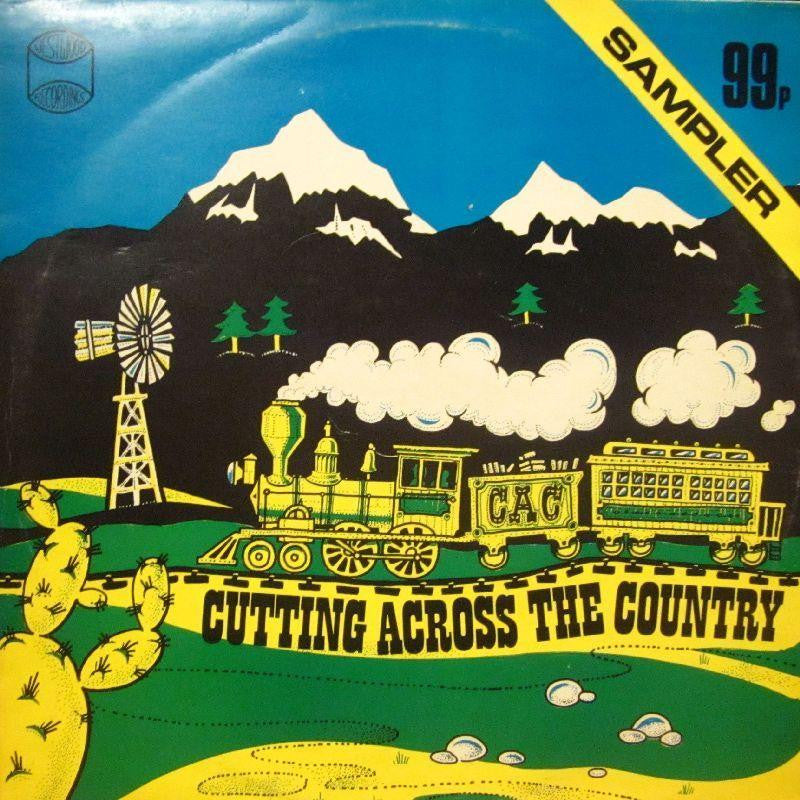 Various Country-Cutting Across The Country-Westwood-Vinyl LP