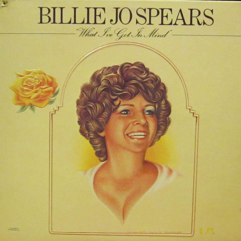 Billie Jo Spears-What I've Got In Mind -United Artist-Vinyl LP