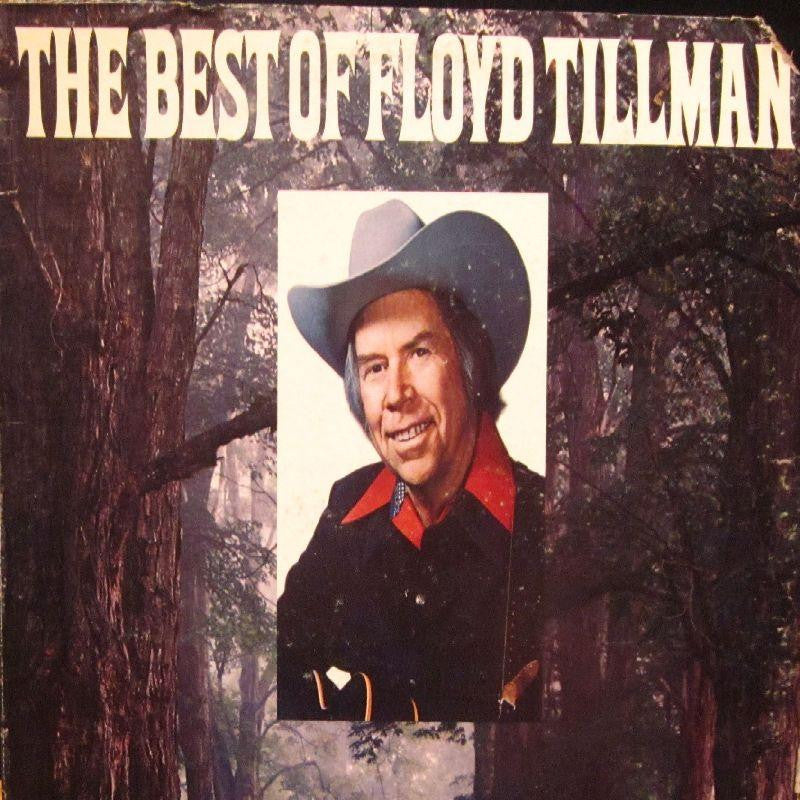 Floyd Tillman-The Best Of-Columbia-Vinyl LP