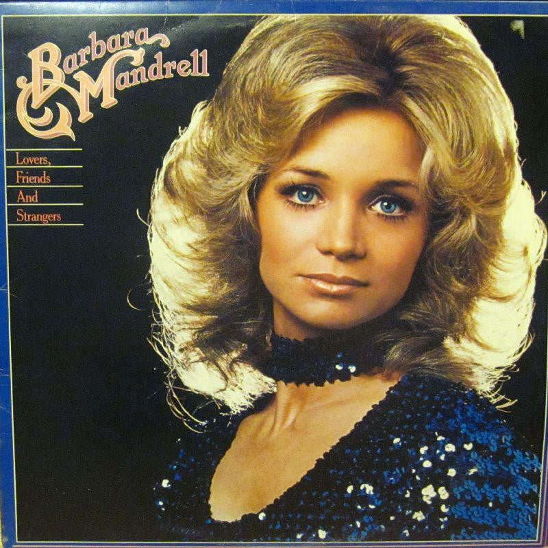 Barbara Mandrell-Lovers Friends And Strangers-abc-Vinyl LP