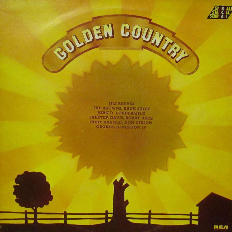 Various Country-Golden Country-RCA-Vinyl LP