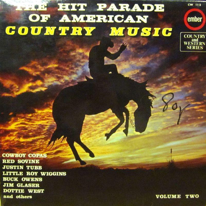Various Country-The Hit Parade Of American Country Music Volume Two-Ember-Vinyl LP