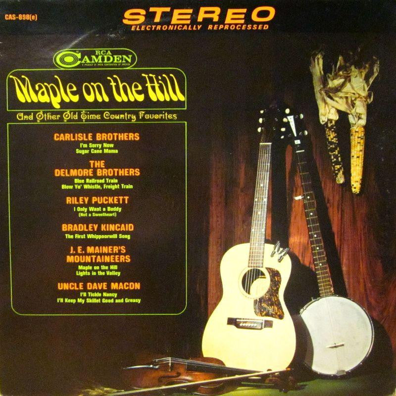 Various Country-Maple On The Hill-RCA-Vinyl LP
