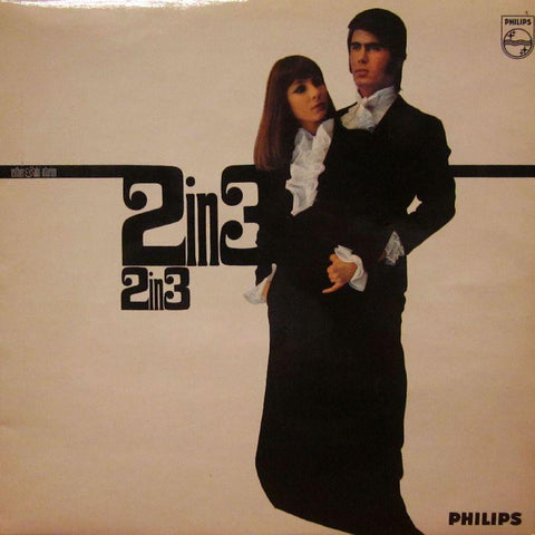 Esther & Abi Ofarim-2 In 3-Philips-Vinyl LP