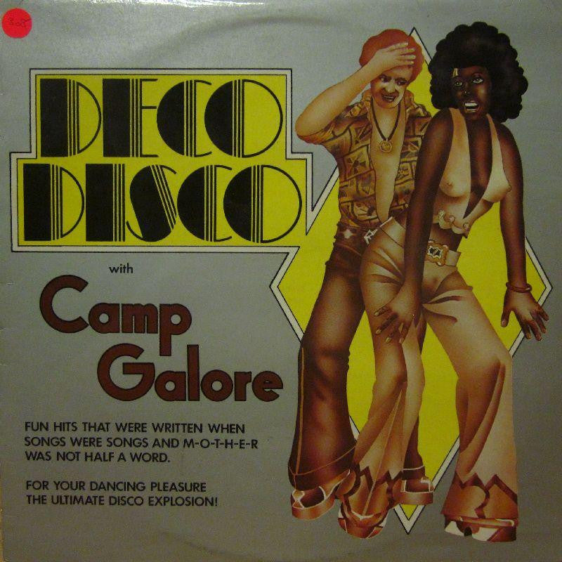 Camp Galore-Deco Disco-D&M-Vinyl LP