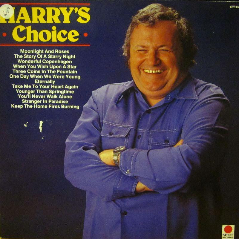 Harry Secombe-Harry's Choice-Spot-Vinyl LP