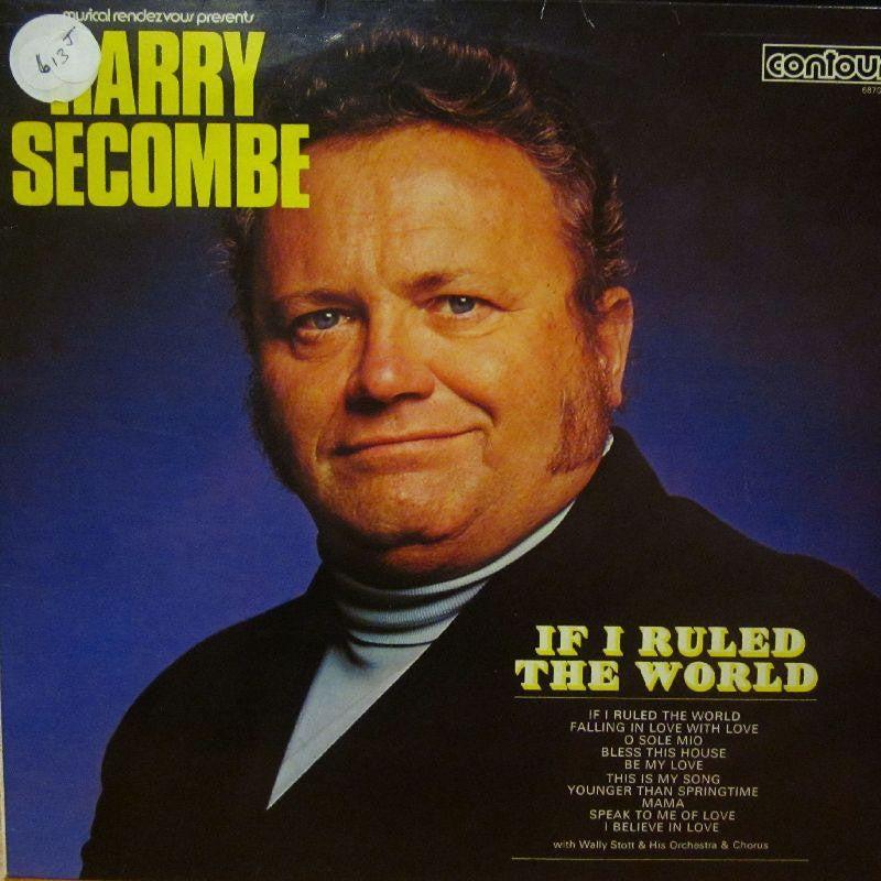 Harry Secombe-If I Ruled The World-Contour-Vinyl LP