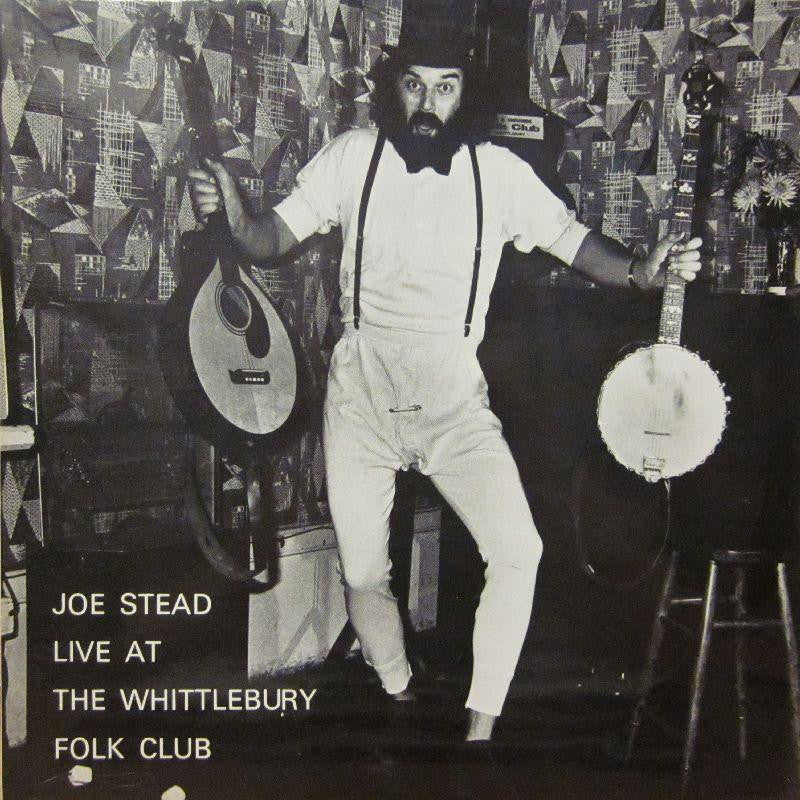 Joe Stead-Live At The Whittlebury Folk Club-Sweet Folk-Vinyl LP