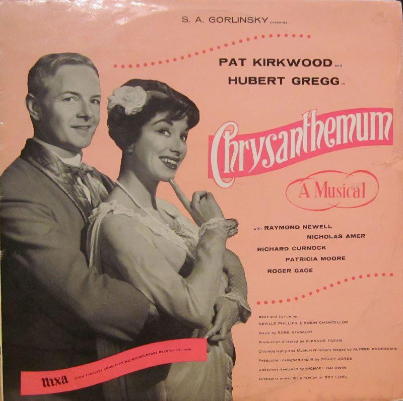 Various OST-Chrysanthemum-Nixa-Vinyl LP