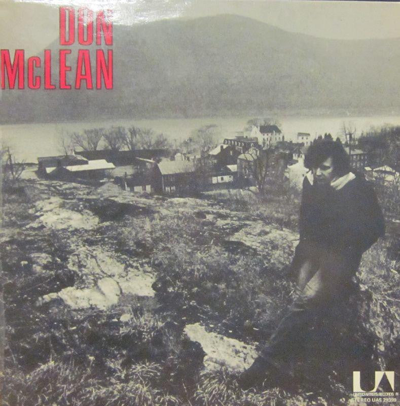 Don McLean-Don McLean-United Artist-Vinyl LP