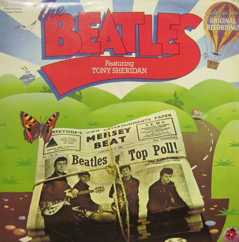 The Beatles-The Beatles ft Tony Sheridan-Contour-Vinyl LP