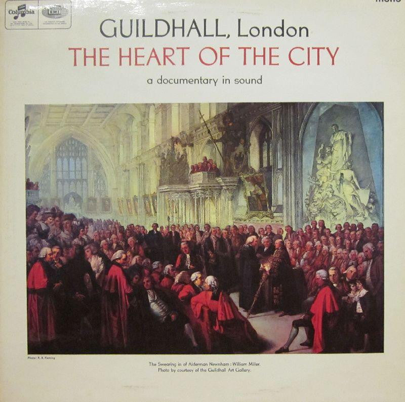 Guildhall, London-The Heart Of The City-Columbia-Vinyl LP