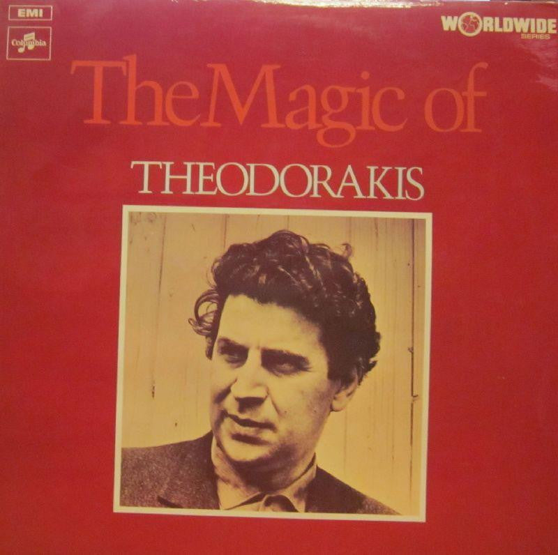 Theodorakis-The Magic Of-Columbia-Vinyl LP