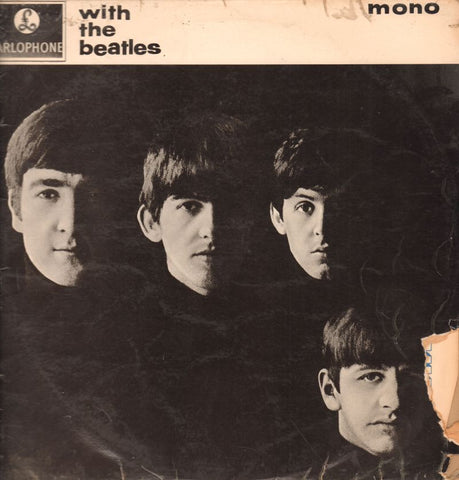 The Beatles-With The Beatles-Parlophone-Vinyl LP