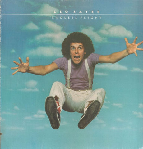 Leo Sayer-Endless Flight-Warner-Vinyl LP