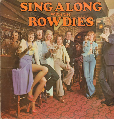 The Rowdies-Sing Along With-Stereo Gold Awards-Vinyl LP