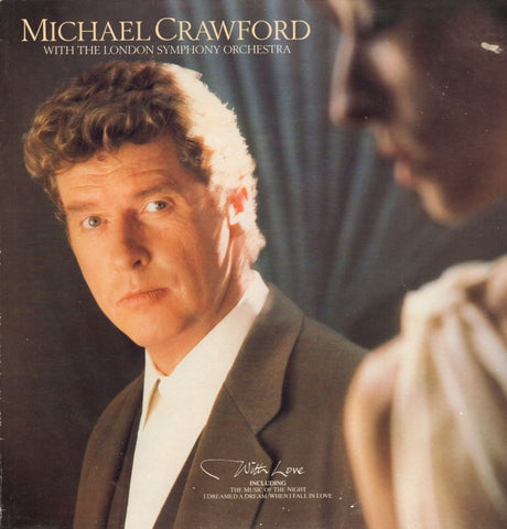Michael Crawford-With Love-Telstar-Vinyl LP