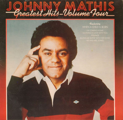 Johnny Mathis-Greatest Hits Volume Four-CBS-Vinyl LP