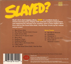 Slayed-Salvo-CD Album-New