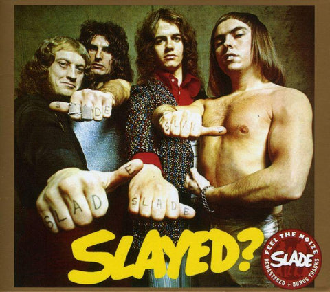 Slade-Slayed-Salvo-CD Album