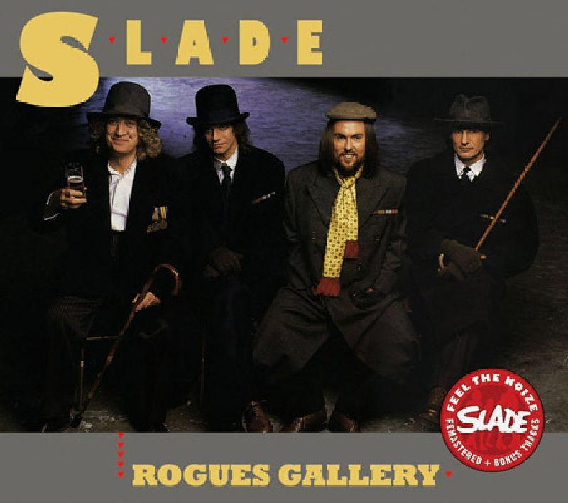 Rogues Gallery-Salvo-CD Album-New