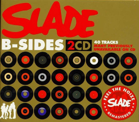 Slade-B-Sides-Salvo-2CD Album