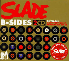 B-Sides-Salvo-2CD Album-New