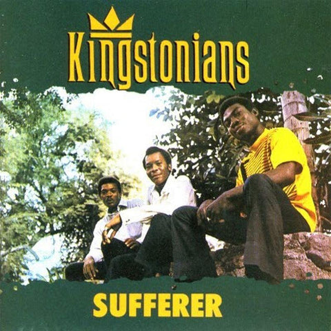 Kingstonians-Sufferer-Attack-CD Album-New & Sealed