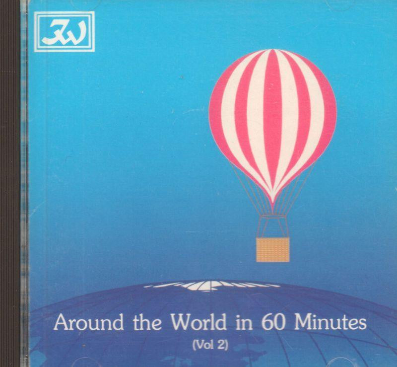 Rod Bowkett-Around The World In 60 Minutes Vol.2-CD Album