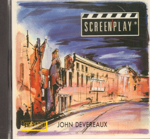 John Devereaux-Screenplay-CD Album